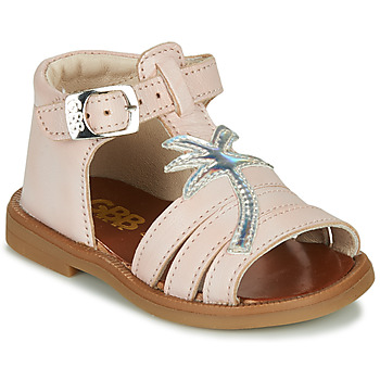 Shoes Girl Sandals GBB ARAGA Pink