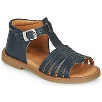 Shoes Girl Sandals GBB ATECA Marine