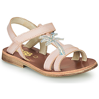 Shoes Girl Sandals GBB SAPELA Pink