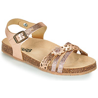 Shoes Girl Sandals GBB PANORA Gold