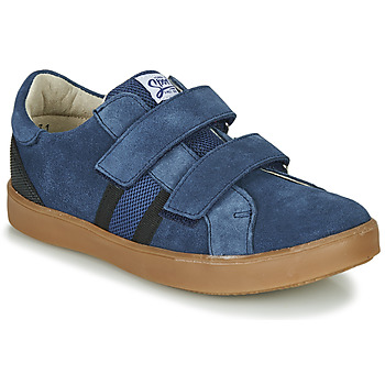 Shoes Boy Low top trainers GBB AVEDON Blue
