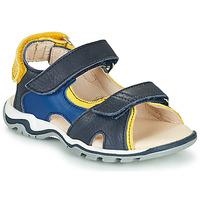 Shoes Boy Sandals GBB DIMOU Blue