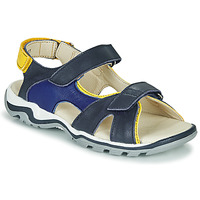 Shoes Boy Sandals GBB DIMOU Blue