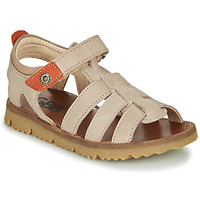 Shoes Boy Sandals GBB PATHE Beige