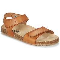 Shoes Boy Sandals GBB KIPILO Cognac