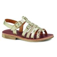 Shoes Girl Sandals GBB BANGKOK Gold