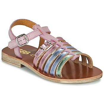 Shoes Girl Sandals GBB BANGKOK Pink