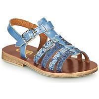 Shoes Girl Sandals GBB BANGKOK Blue