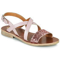 Shoes Girl Sandals GBB FAVOLA Pink