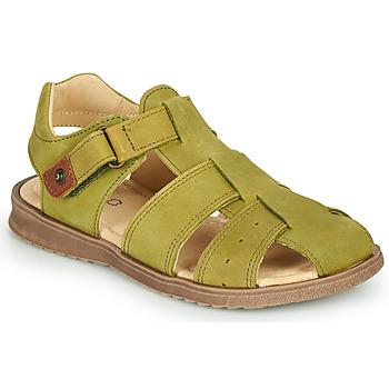 Shoes Boy Sandals GBB JAMIK Green