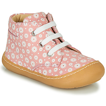 Shoes Girl High top trainers GBB ATARINA Pink