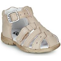 Shoes Boy Sandals GBB ARIGO White / Broken