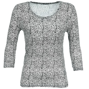 material Women Blouses Ikks FOUGUE Grey