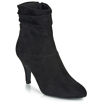 Shoes Women Ankle boots André LINE Black
