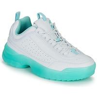 Shoes Women Low top trainers André BRILLANTE Blue