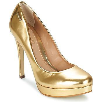 Shoes Women Court shoes Dumond MIRROURO Gold