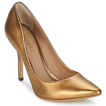 Shoes Women Court shoes Dumond MESTICO BRONZE