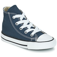 Shoes Children High top trainers Converse CHUCK TAYLOR ALL STAR CORE HI MARINE