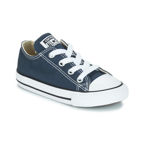 Shoes Children Low top trainers Converse CHUCK TAYLOR ALL STAR CORE OX Marine
