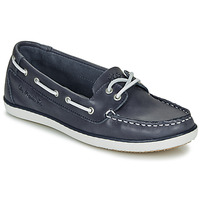 Shoes Women Boat shoes TBS CLAMER Marine
