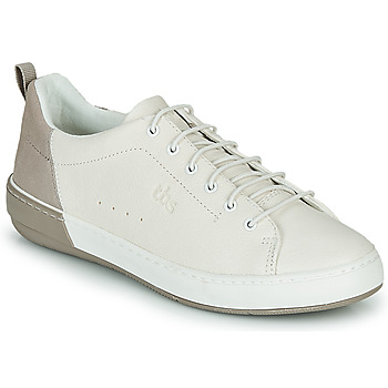 Shoes Women Low top trainers TBS TENNILA White / Beige