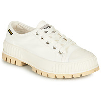 Shoes Low top trainers Palladium PALASHOCK OG White