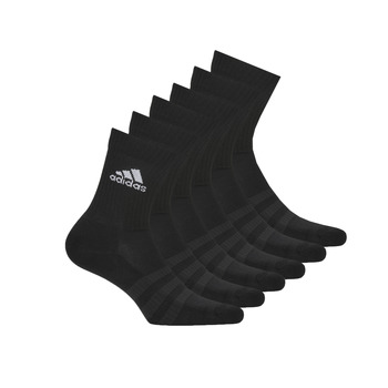 Accessorie Sports socks adidas Performance CUSH CRW 6PP Black