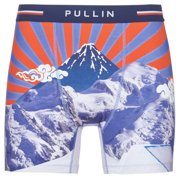 Underwear Men Boxer shorts Pullin FASHION COTON Multicoloured