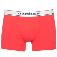 Underwear Men Boxer shorts Mariner JEAN JACQUES Red