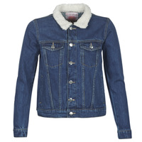 material Women Denim jackets Moony Mood LOTITO Blue / Medium