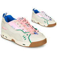 Shoes Women Low top trainers Globe CT-IV CLASSIC Beige / Pink