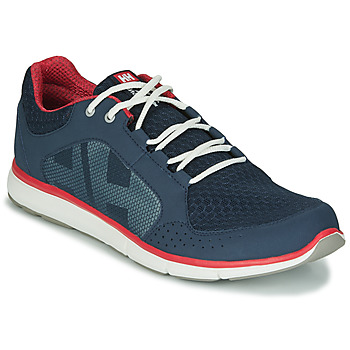 Shoes Men Low top trainers Helly Hansen AHIGA V4 HYDROPOWER Marine