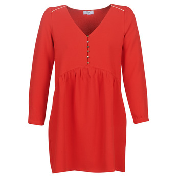 material Women Short Dresses Betty London LADY Red