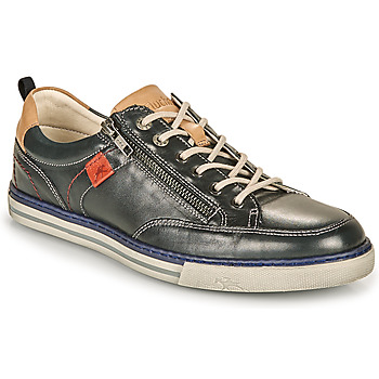 Shoes Men Low top trainers Fluchos QUEBEC Marine / Beige / Red