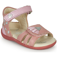 Shoes Girl Sandals Kickers BICHETTA Pink