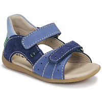Shoes Boy Sandals Kickers BOPING-3 Blue