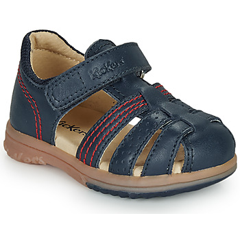 Shoes Boy Sandals Kickers PLATIBACK Marine