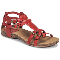 Shoes Women Sandals Kickers ANA Red
