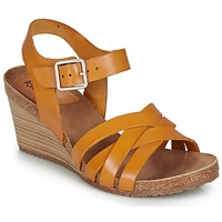 Shoes Women Sandals Kickers SOLYNA Camel
