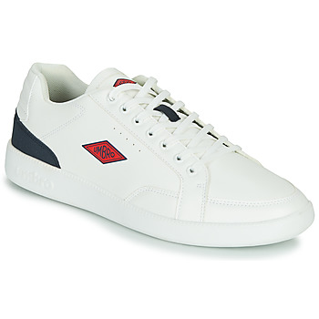 Shoes Men Low top trainers Umbro INCE White / Marine
