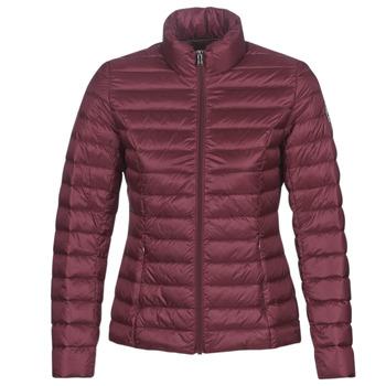 material Women Duffel coats JOTT CHA Aubergine