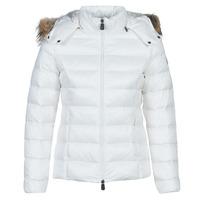 material Women Duffel coats JOTT LUXE White