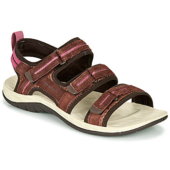Shoes Women Sports sandals Merrell SIREN 2 STRAP Brown / Pink