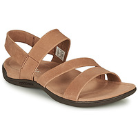 Shoes Women Sports sandals Merrell DISTRICT KANOYA STRAP Camel