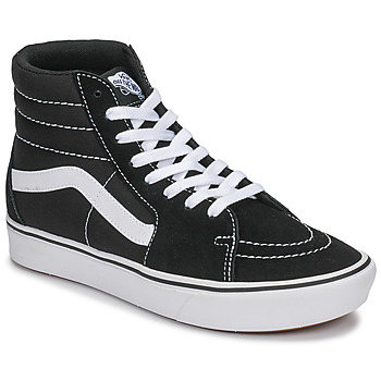 Shoes High top trainers Vans COMFYCUSH SK8-HI Black / White