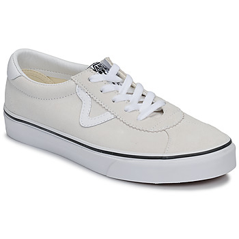 Shoes Low top trainers Vans VANS SPORT White