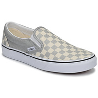 Shoes Women Slip ons Vans CLASSIC SLIP-ON Silver