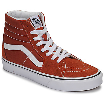 Shoes High top trainers Vans SK8-HI Rust