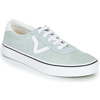 Shoes Women Low top trainers Vans VANS SPORT Blue