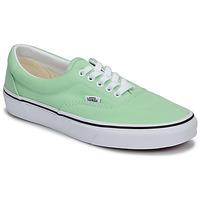 Shoes Women Low top trainers Vans ERA Green